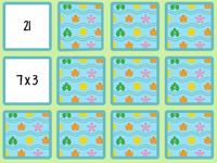 Tablas de multiplicar del 1 al 12 - Tablasdemultiplicar.com